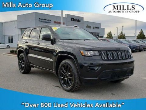2017 Jeep Grand Cherokee Altitude 4x2 *Ltd Avail*