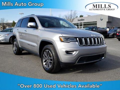 2019 Jeep Grand Cherokee Limited 4x4
