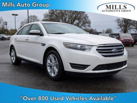 Pre-Owned 2017 Ford Taurus SEL FWD
