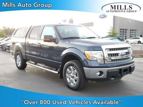 2013 Ford F-150 4WD SuperCrew 145 XL