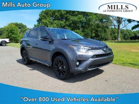 Pre-Owned 2018 Toyota RAV4 Adventure FWD